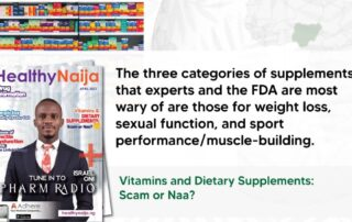 supplements and vitamins